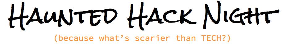hauntedhacknight